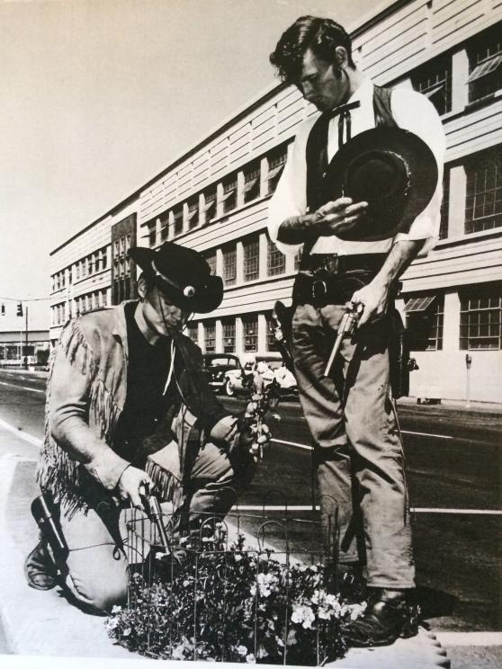 1960-7-8 OJ Texas Style Gardening Mill Ends