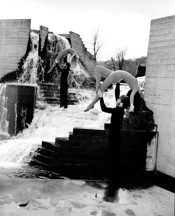 1970-3-17 Dancers at Lovejoy Fountain