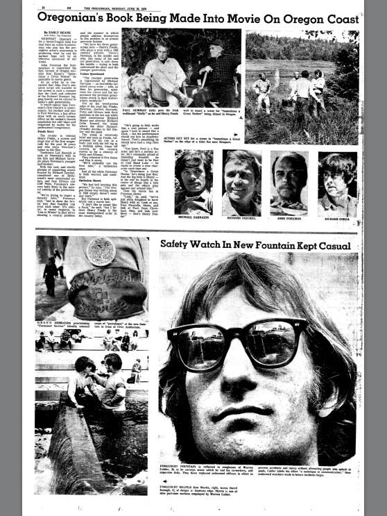 1970-6-29 Oregonian Safety watch in new fountain