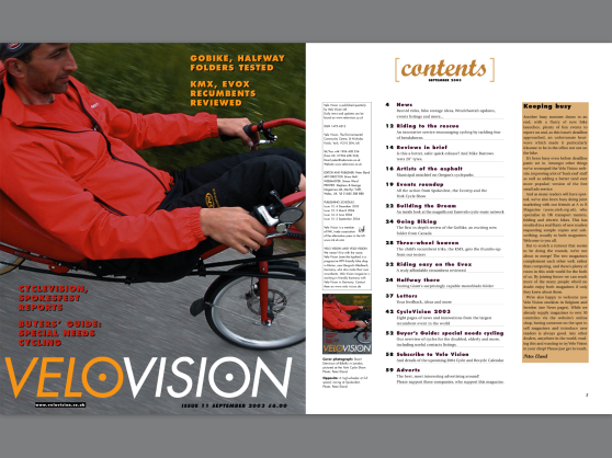 2003 VeloVision Artists of Asphalt