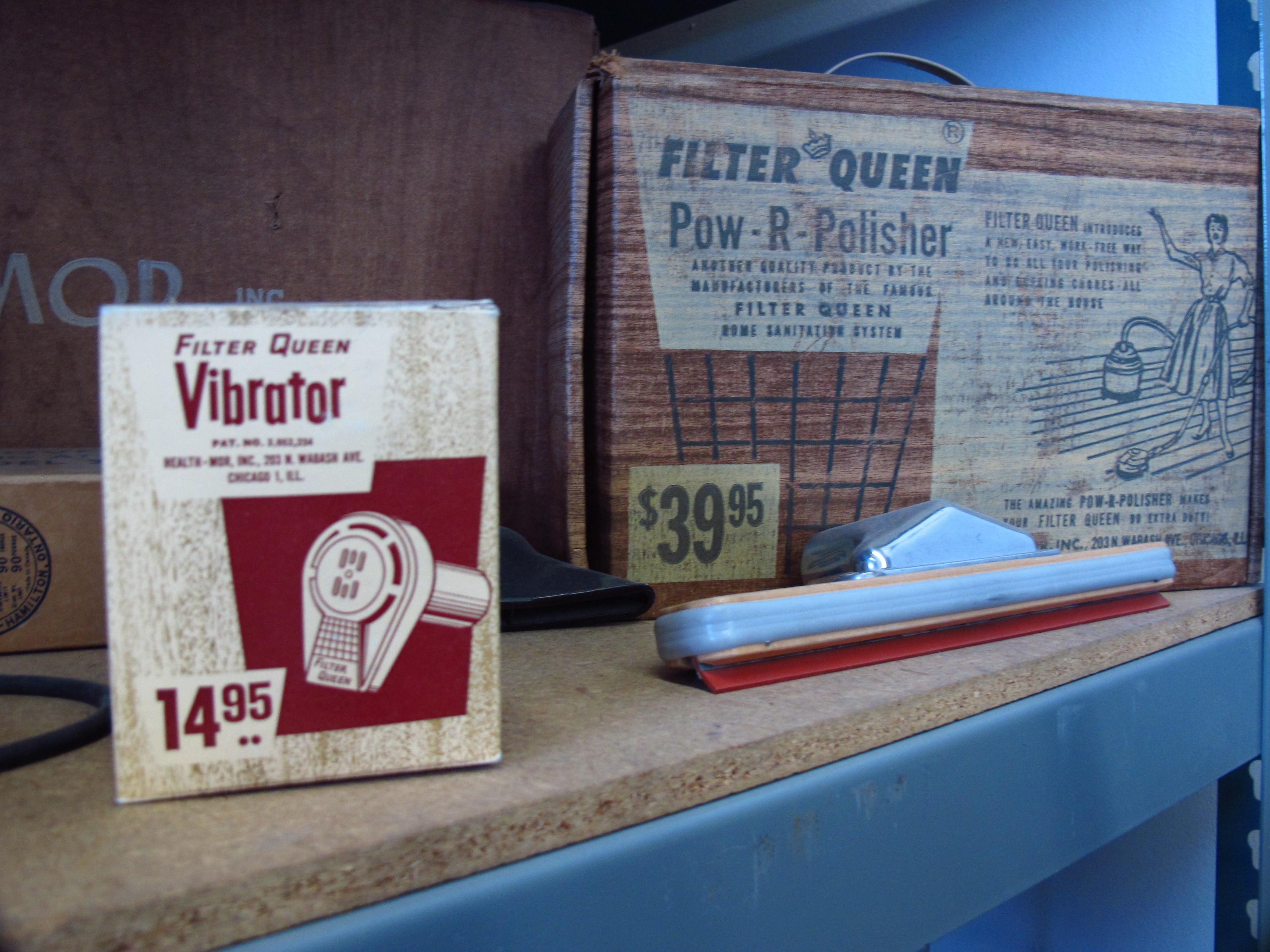 Starks Vacuum Museum Filet Queen Attachments
