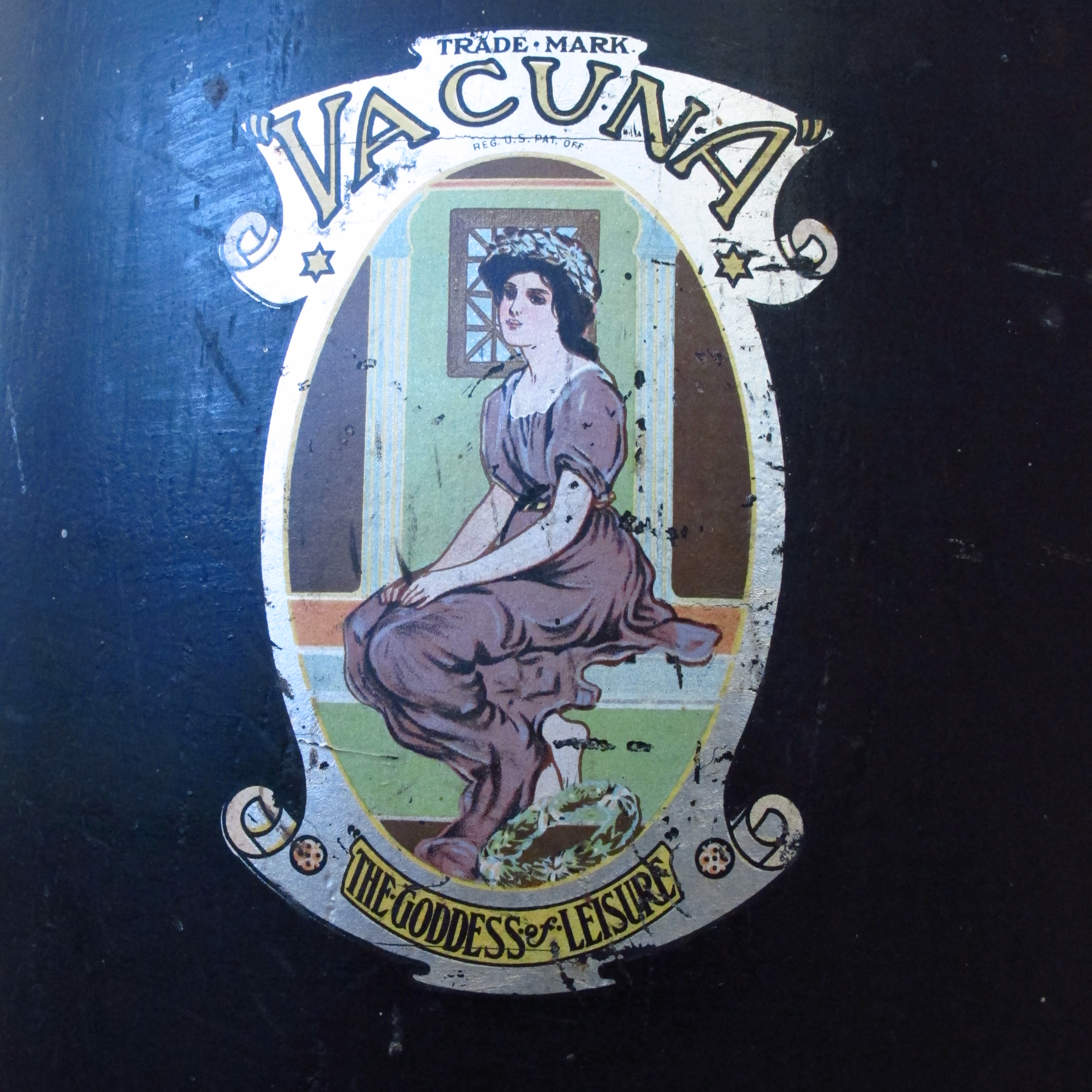 Starks Vacuum Museum Vacuna The Goddess Of Lesiure