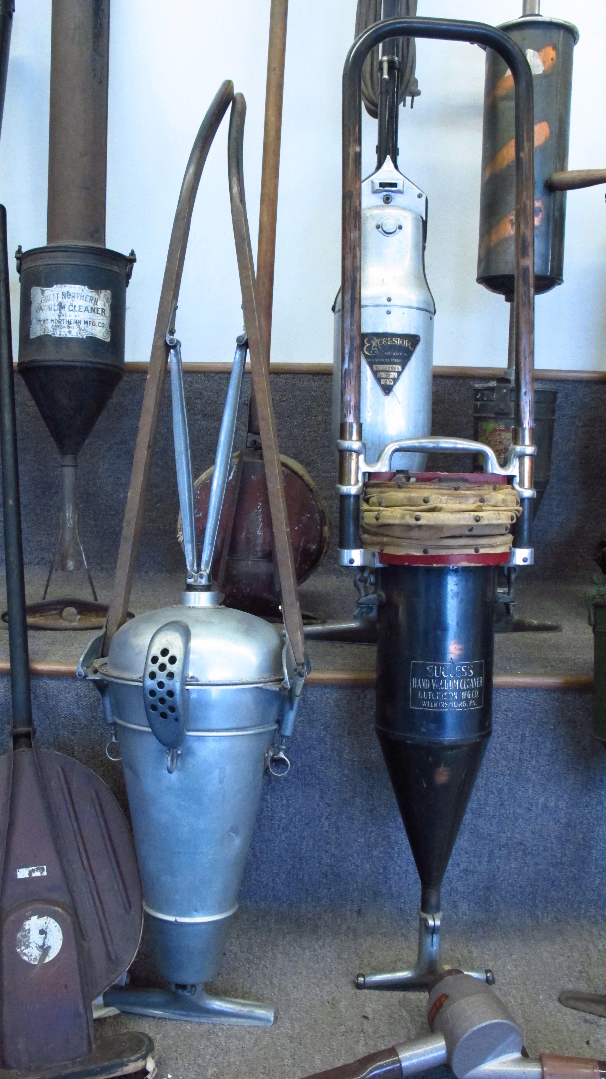 Time Saving Devices Starks Vacuum Museum