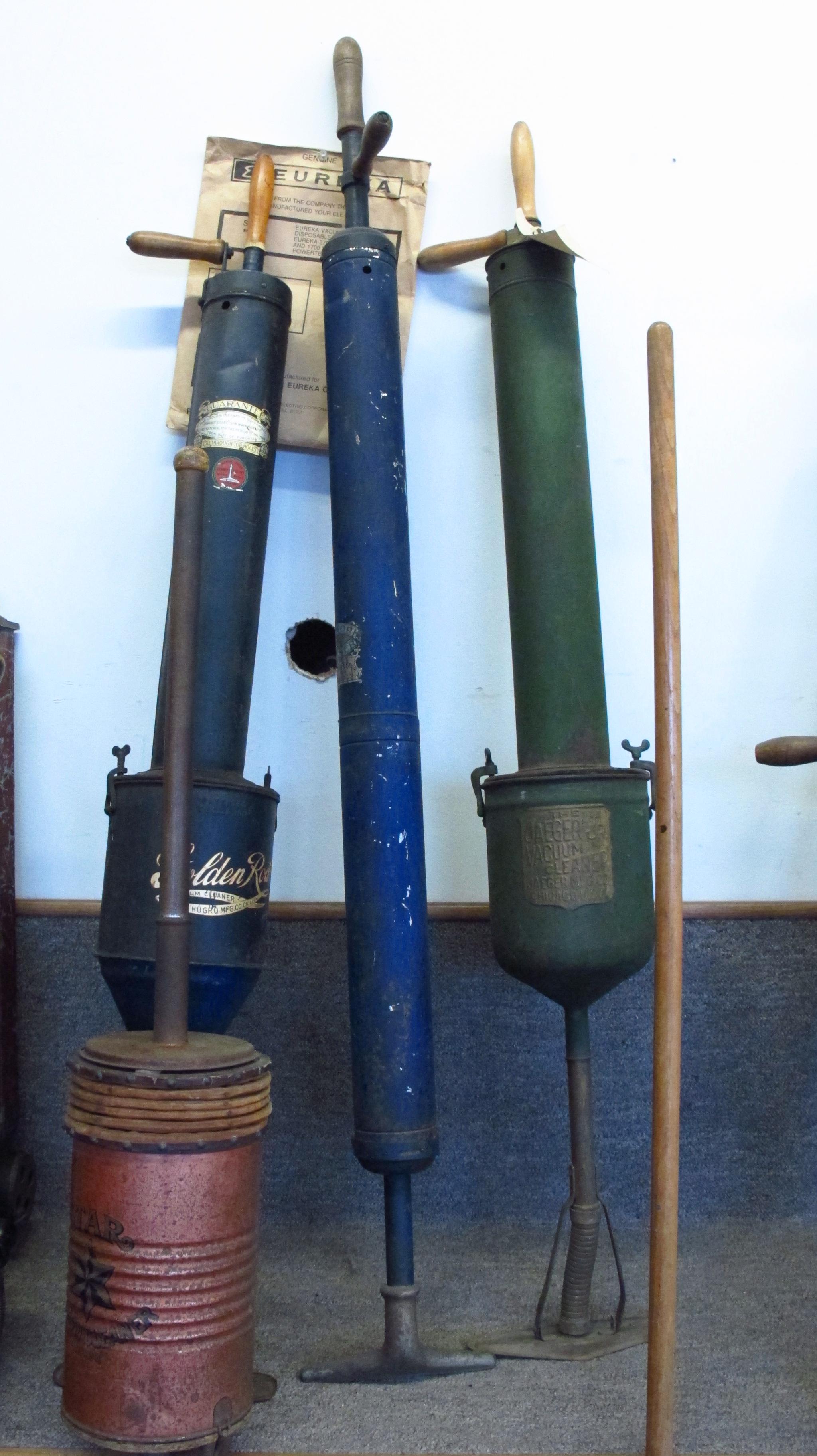 Starks Vacuum Museum Pump Action