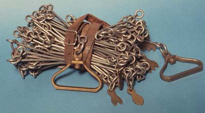 Here is a Gunter's Chain