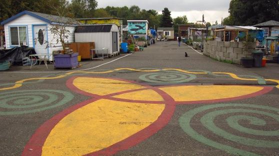 NE Sunderland Drive (Dignity Village)