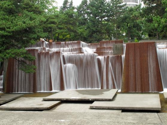 Ira Keller Fountain