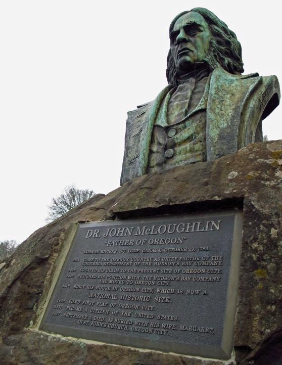 John McLoughlin Father of Oregon