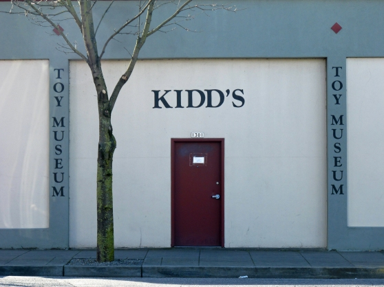 Kidd's Toy Museum