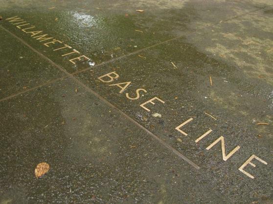 Willamette Base Line