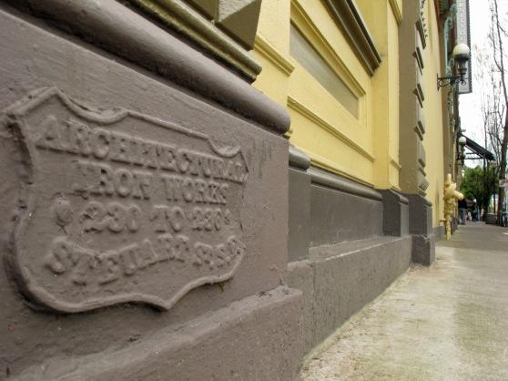 Iron facade naito