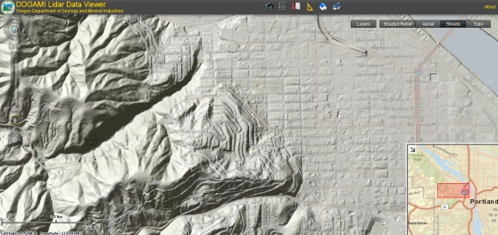Lidar of Westover Terraces