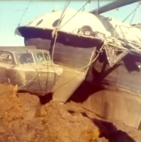 1973 (Sauvie Saucer)