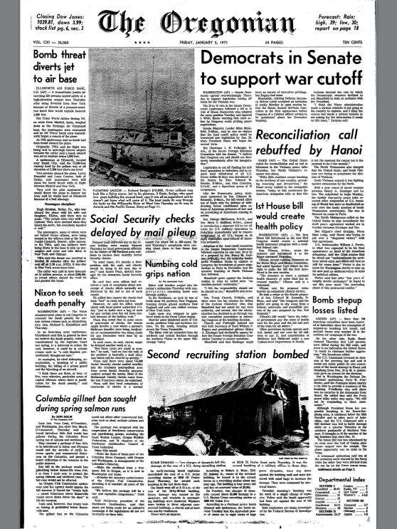 1973-1-5 Oregonian Floating Saucer