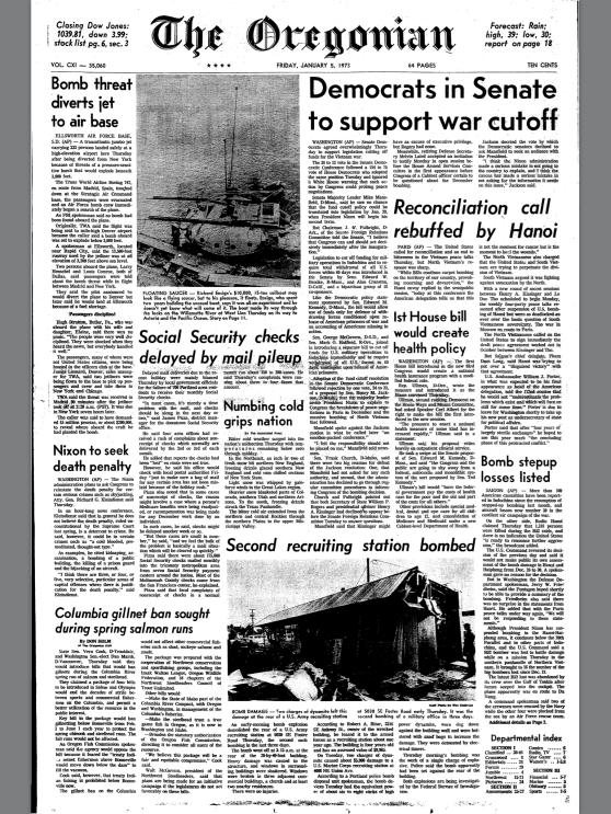1973-1-5 Oregonian Floating Saucer
