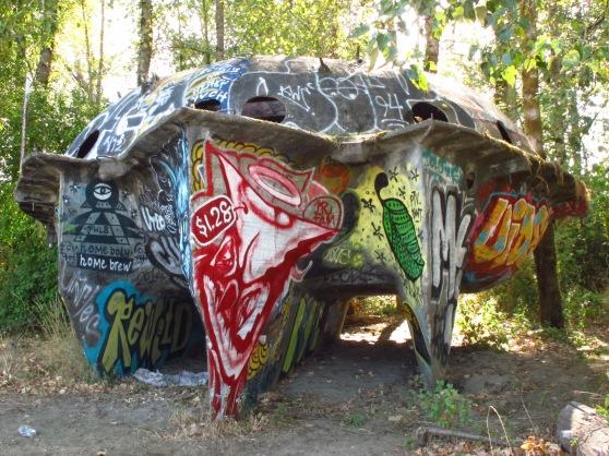 Sauvie Island UFO