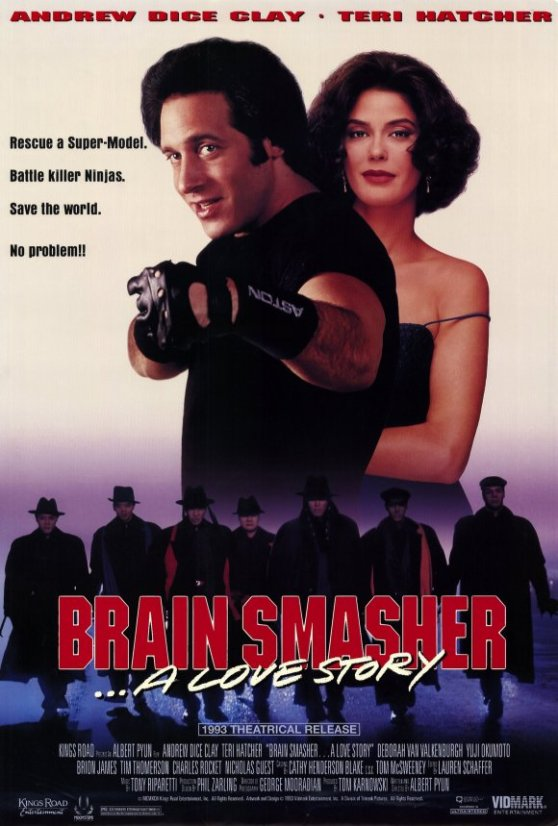 Brainsmasher...A Love Story (1993)