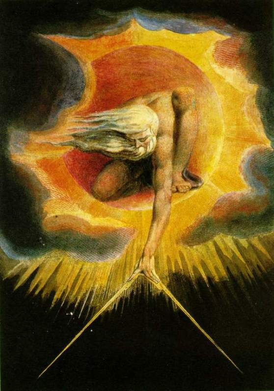 """Anciet of Days"" by William Blake"
