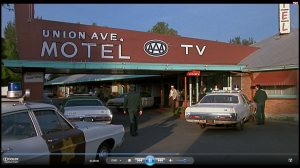 1.00.06 Union Ave Motel 59 NE Gertz road- Drugstore Cowboy (1989)