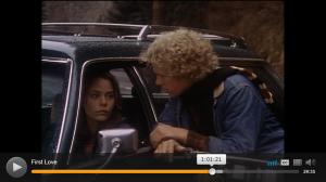 1.01.21 Sandy River (1977) First Love