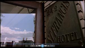 1.10.17 St. Francis Hotel- Drugstore Cowboy (1989)