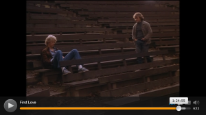 1.24.55 Barry Cerf Memorial theater (1977) First Love
