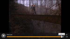 1.26.19 Reed old walking bridge (1977) First Love