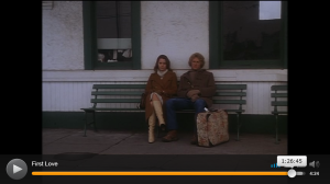 1.26.45 Vancouver Train Station (1977) First Love