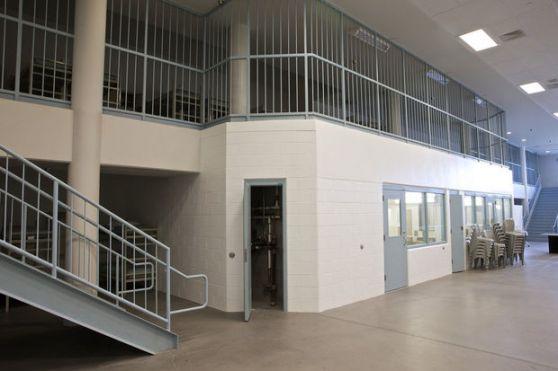 The vacant Wapato Jail.