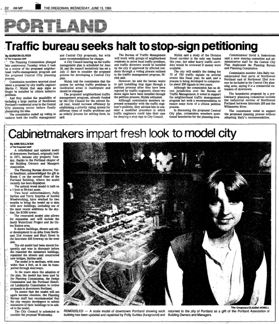 1984-6-13 Oregonian Wooden City