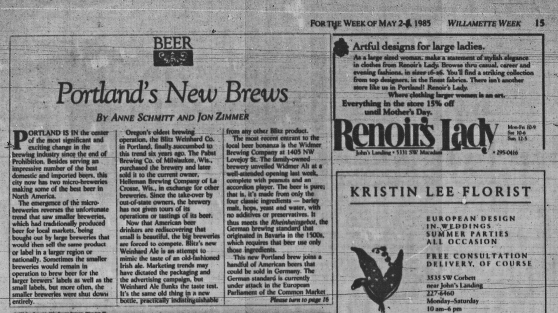 1985-5-2 WW Brew News