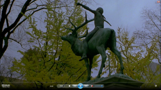 21.19 Elk statue My Own Private Idaho