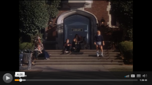 4.00 Library Reed College (1977) First Love