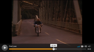 52.40 Sandy River Bridge (1977) First Love