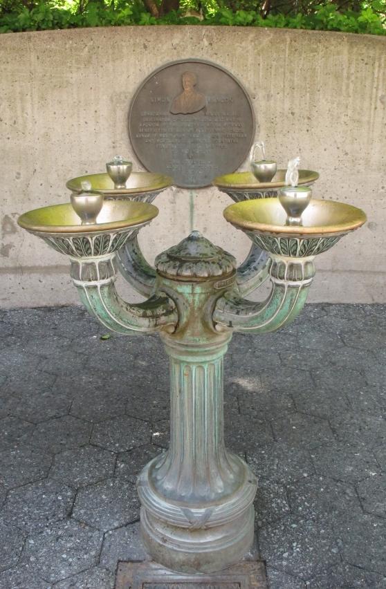 Benson Bubbler Memorial