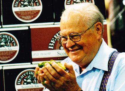Bert Grant the original hophead