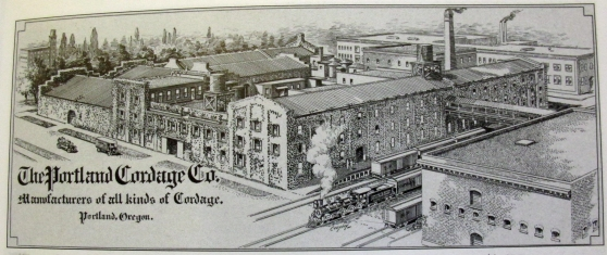 Portland Cordage Co.  now BridgePort Brewery