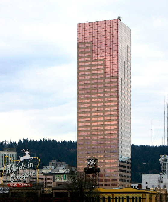Portland City Grill in Big Pink