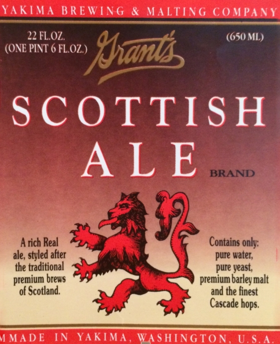 Bert Grant's Scottish Ale